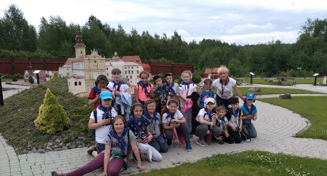 Wycieczka do Kompleksu Świętokrzyska Polana w Chrustach