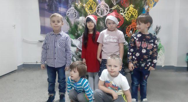 Wizyta św. Mikołaja w Szkole Podstawowej nr 1 w Sędziszowie